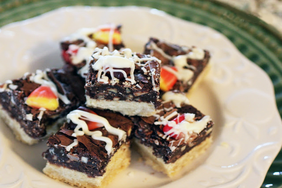 Bewitching Cookie Bars