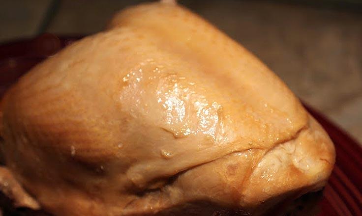 Crock Pot Turkey Gravy with Easy Turkey Gravy