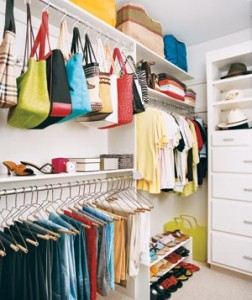Spring Cleaning Closet Checklist   cheerykitchen.com