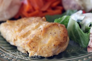 Melt in Your Mouth Chicken @cheerykitchen.com