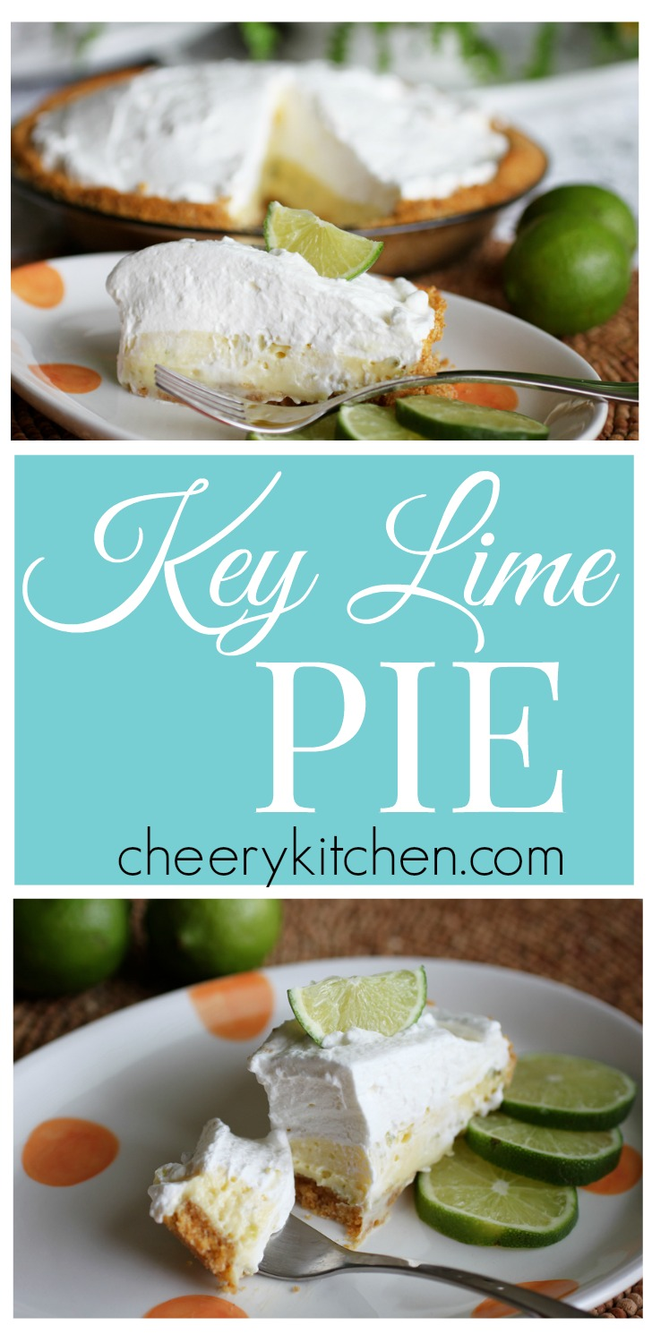 You just need one bite to know this is the best Key Lime Pie you'll ever eat! It's amazingly easy to make too.