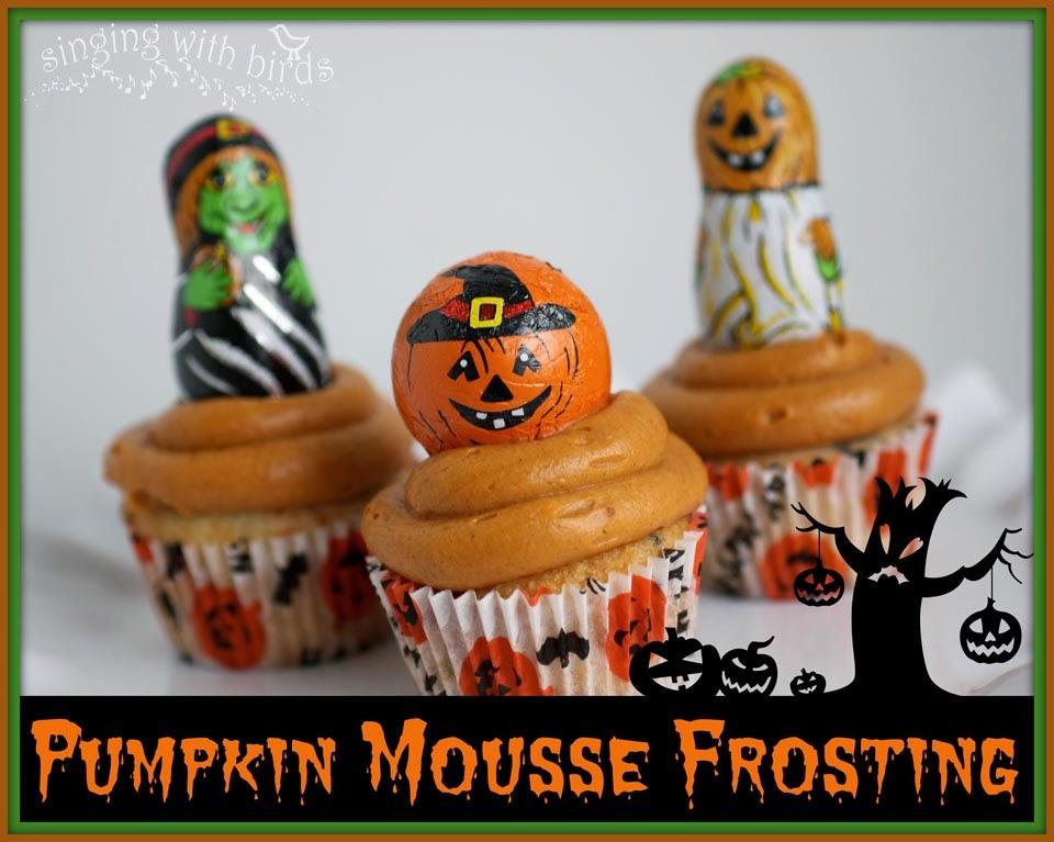 Pumpkin Mousse Frosting