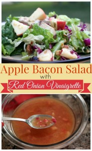 Apple Bacon Salad