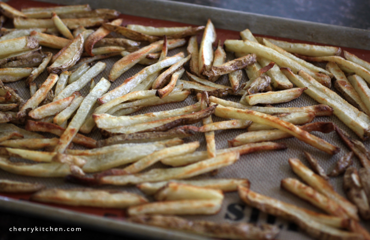 Tasty Oven Fries