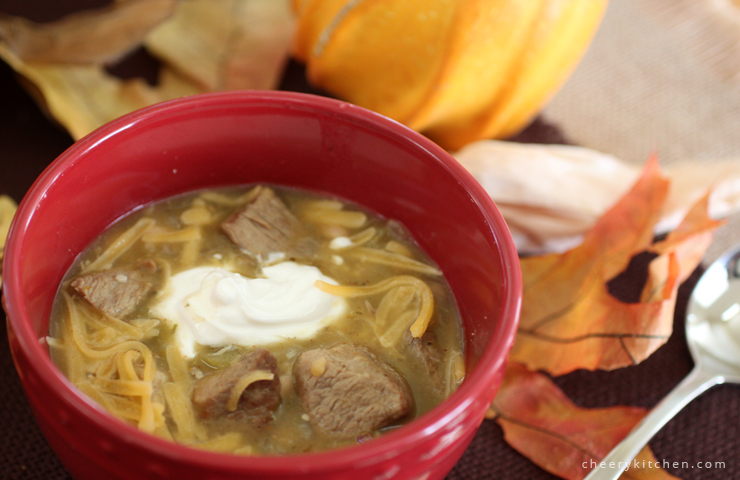 Pork Green Chili Verde