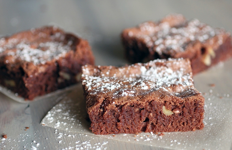 Best Ever Chewy Brownies