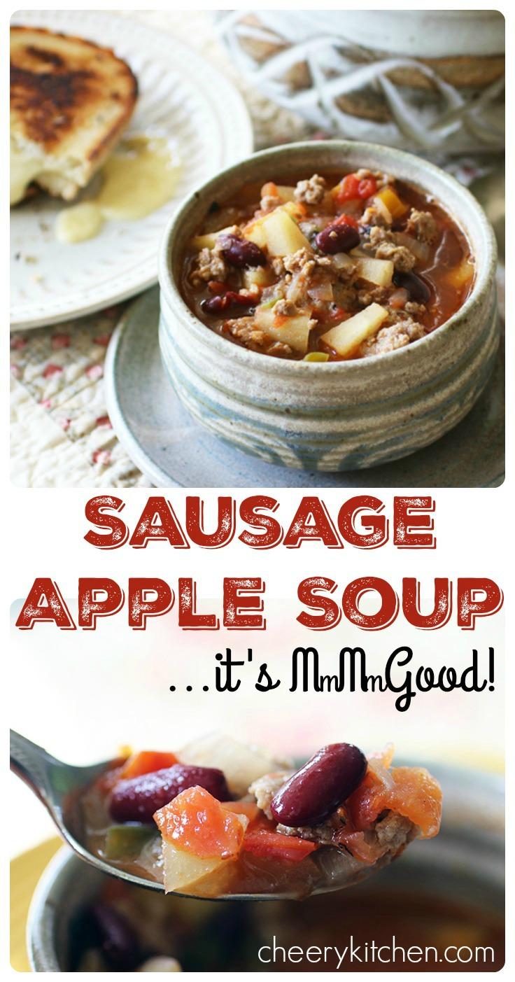 Sausage Apple Soup