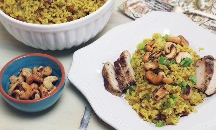 Curried Rice Pilaf