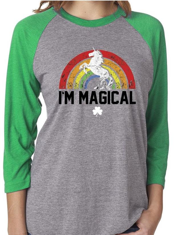 magical shirt