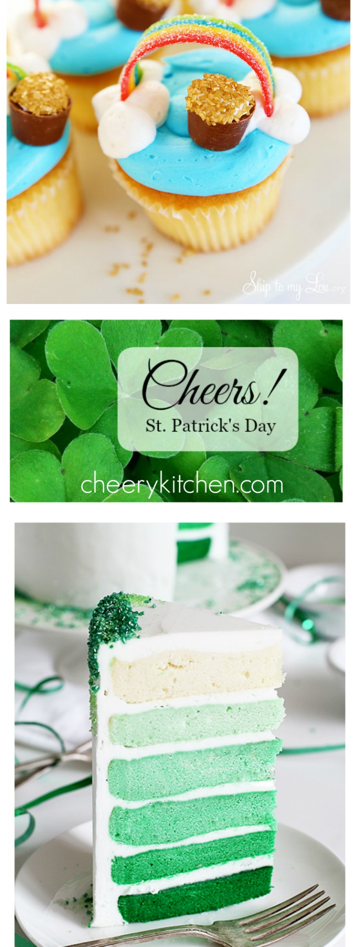 Celebrating St. Patrick's Day will never be the same after you see the crazy ways people celebrate! I never even thought about these ideas!