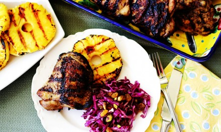 Grilled Mojo Chicken