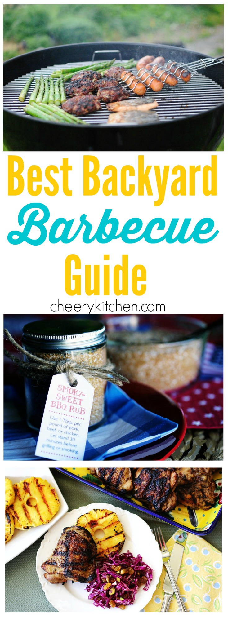 best backyard barbecue guide cheery kitchen