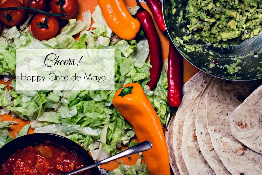 Cheers! Happy Cinco de Mayo