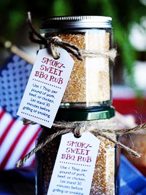 Smoky Sweet Barbecue Rub | cheerykitchen.com