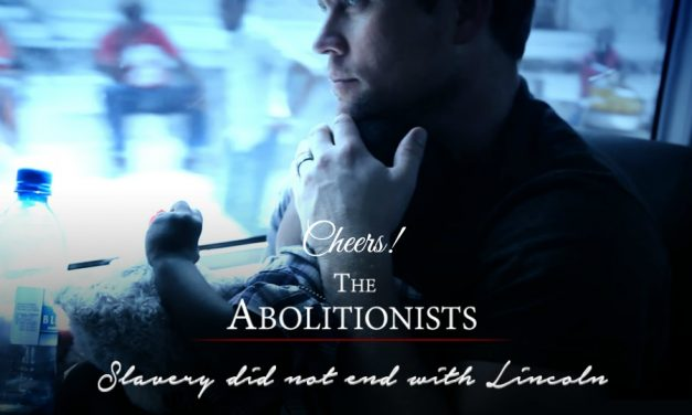 Cheers! The Abolitionists
