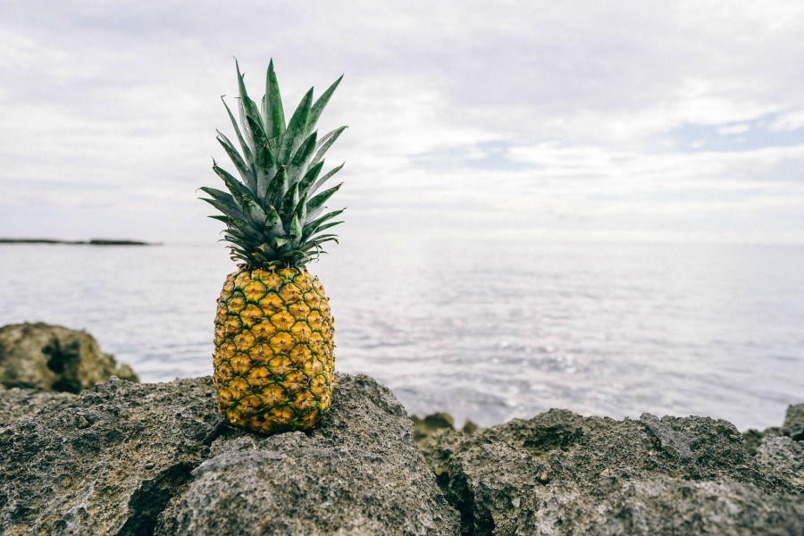 How to Cut Pineapple the Easy Way
