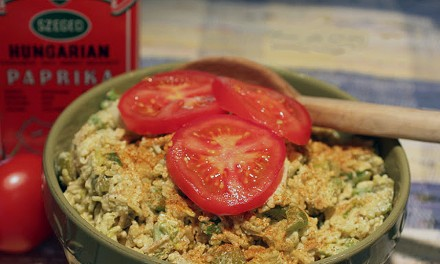 Curried Artichoke Rice Salad