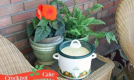 Crock-Pot Cake