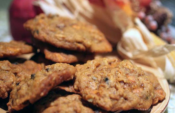 Great Pumpkin Cookies