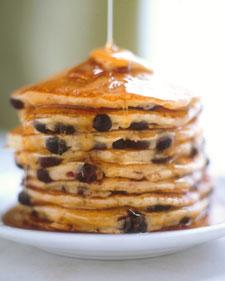 Best Buttermilk Blueberry Pancakes