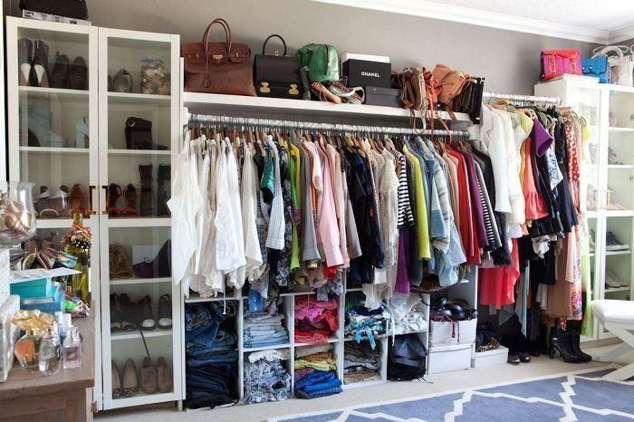 Spring Cleaning Closet Checklist