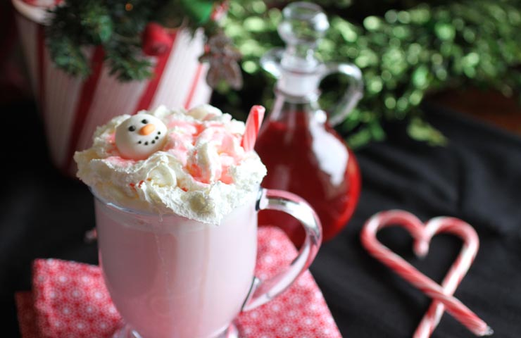 Candy Cane Steamer