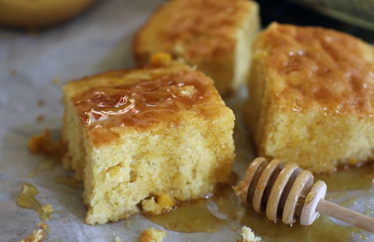 My Favorite Easy Cornbread Recipe