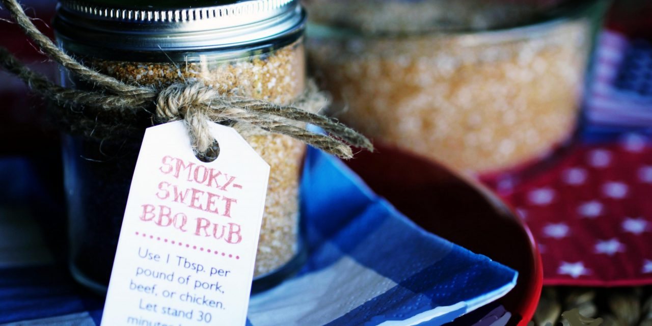 Smoky Sweet Barbecue Rub