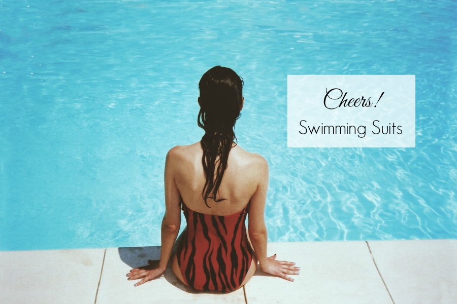 Cheers!  Swimming Suits